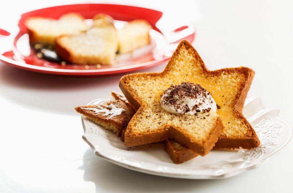 Astro-pandoro,  il dessert di Natale